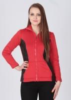 The Vanca Full Sleeve Solid Women's Jacket