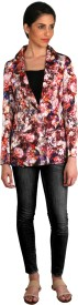 PRINTALK Full Sleeve Floral Print Women's Jacket