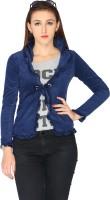 Max Full Sleeve Solid Women's Jacket