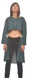 TESSELLATE Full Sleeve Solid Women's Jacket