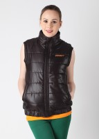Wildcraft Sleeveless Solid Women's Quilted Jacket