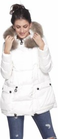 Kay Ti Full Sleeve Solid Women's Jacket