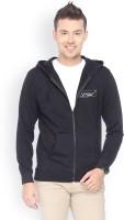 Campus Sutra Full Sleeve Solid Men's Fleece Jacket - JCKDZVDXYA7NZAZ6