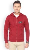 Campus Sutra Full Sleeve Solid Men's Fleece Jacket - JCKDZVDXGN35VYTX