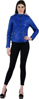 Madame Royale Full Sleeve Self Design Women's Jacket