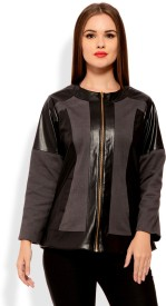 Sugar Her Full Sleeve Solid Women's Jacket