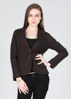 Kraus Full Sleeve Solid Women's Jacket