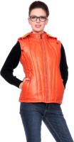 Tab 91 Sleeveless Solid Women's Quilted Jacket - JCKEF5XDMX2YQZGC