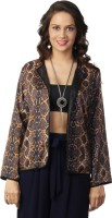Love From India Full Sleeve Printed Reversible Women's Reversible Jacket - JCKE2HNVKSWSBEXE