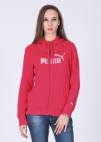 Puma Full Sleeve Printed Women's Jacket