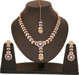 Touchstone Alloy Jewel Set