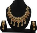 Zaveri Pearls Antique Goldtone Alloy Jewel Set - Multicolor - JWSDWYJ9PS6PXFMH