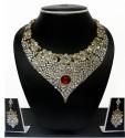 Zaveri Pearls Classic Collection Alloy Jewel Set - JWSDWQ3SSMZVCFQQ