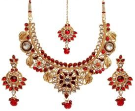 Subh Alloy Jewel Set: Jewellery Set