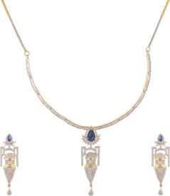 Royal Lady Alloy Jewel Set