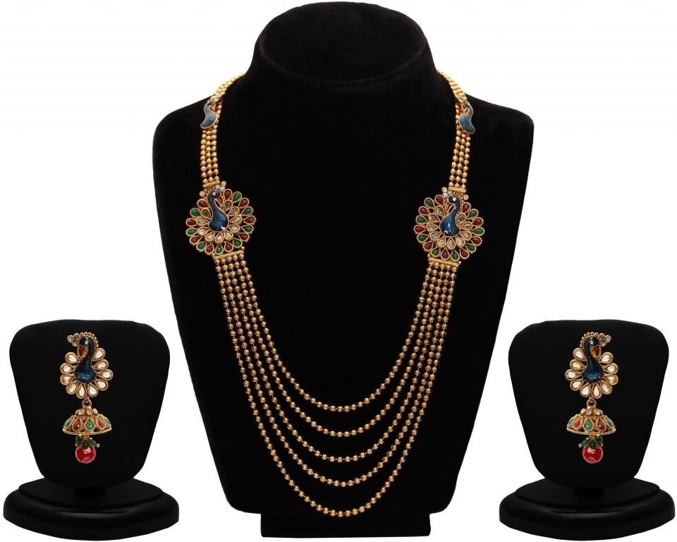 Sukkhi brass jewel set price in india buy sukkhi brass jewel set