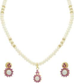Prisha Copper Jewel Set