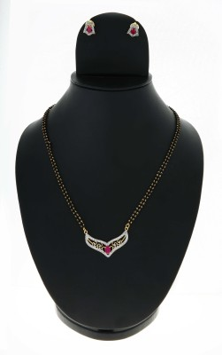 Maheshwari Fashion Metal Jewel Set