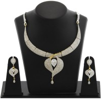 HARSHA Traditional Look Alloy Jewel Set Gold - JWSE7ZGWNTGFGWFF