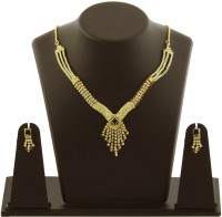 HARSHA Traditional Look Alloy Jewel Set Gold - JWSE7ZGWAKQ6VYDR