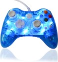 New World Wired Controller For Windows And PC  Joystick (Blue, For Xbox One)