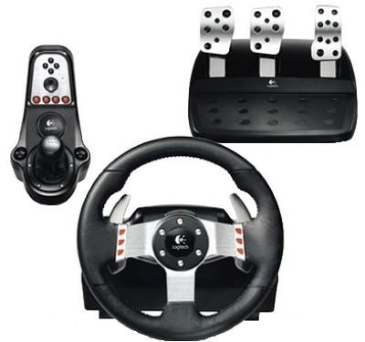 скачать драйвер logitech g25 racing wheel