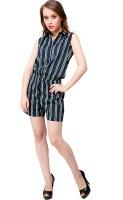 Meee Striped Women's Jumpsuit