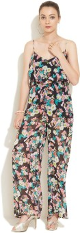 Buy In America Printed Women's Jumpsuit