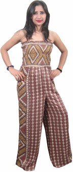 Indiatrendzs Printed Women's Jumpsuit