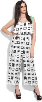 Masaba Gupta For Stylista Geometric Print Women's Jumpsuit