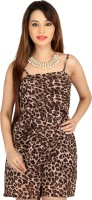 Karishma Animal Print Women's Jumpsuit