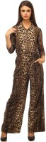 Cottinfab Animal Print Women's Jumpsuit - JUMEYYCXTHEHPZJ3