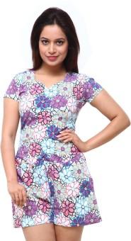 Fbbic Floral Print Women's Jumpsuit