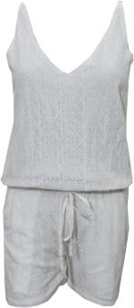 Indiatrendzs Embroidered Women's Jumpsuit