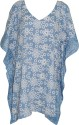 Indiatrendzs Embroidered Cotton Women's Kaftan
