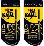 Maybelline Kajal Maybelline New York Colossal Super Black kajal .70 g