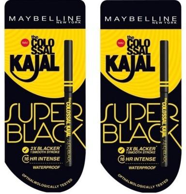 maybelline Kajal maybelline Colossal kajal .70 g