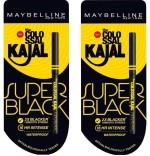 Maybelline Kajal Maybelline Super Black Kajal 0.70 g