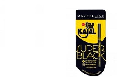 Maybelline Kajal Maybelline New York Colossal Super Black kajal 0.35 g