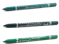 Bonjour Paris Single Apply 1507201625 Glazed Green-Green-Pure Green Kajal 3.6 G (Glazed Green, Green, Pure Green)