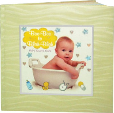 Archies Baby Record Book