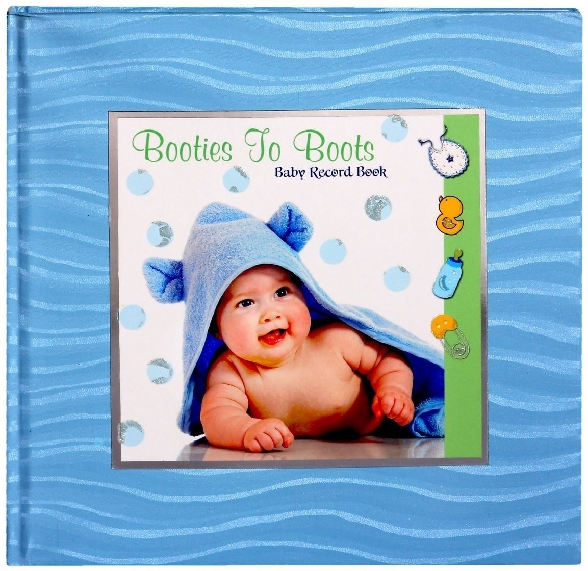Archies Baby Record Book Boy