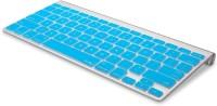 QP360 Apple MacBook Pro 17 Macbook Pro 17 Keyboard Skin (Sky Blue)