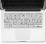 Heartly Keyboardskin03 Grey