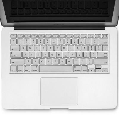 Heartly Keyboardskin03 Grey