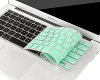 Kaison Air, Pro , Retina Air 13.3 Pro 13.3, Retina 13.3, Pro 15, Retina 15, Pro 17 Keyboard Skin (White)