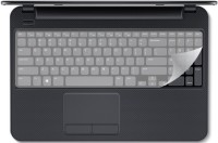 Bronbyte Keyguard Protector For Dell Vostro 15 3558 (15.6 Inch) Laptop Keyboard Skin (Transparent)