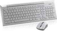 Rapoo 8200P USB Receiver Keyboard (White)
