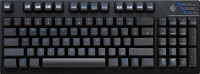Cooler Master Quick Fire TK Blue Cherry USB 2.0 Keyboard Black, Blue Backlight