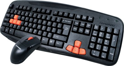 lenovo km4801u usb 2 0 keyboard and mouse combo available at flipkart for. Black Bedroom Furniture Sets. Home Design Ideas